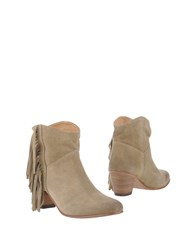 Catarina Martins Ankle Boots Grey