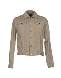 Cnc Costume National C'n'c' Costume National Jackets Khaki