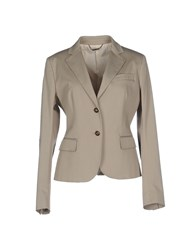 Manuel Ritz Suits And Jackets Blazers Women Grey