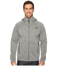 The North Face Trunorth Hoodie Fusebox Grey Heather Fusebox Grey Heather Men's Sweatshirt Gray