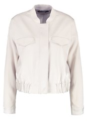 Tiger Of Sweden Khioni Con Bomber Jacket Light Ivory Beige