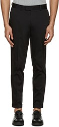 Tiger Of Sweden Black Gordon 6 Trousers