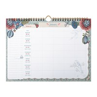 Pip Studio Spring To Life Weekly Planner A4