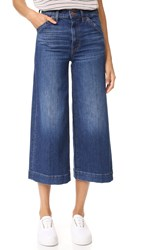 Madewell Wide Leg Indigo Jeans Colvin