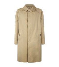 Grenfell Campbell Trench Coat Beige