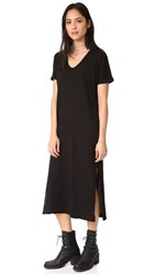 Stateside Short Sleeve Dress Black