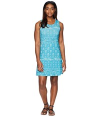 Aventura Clothing Blakely Dress Pagoda Blue