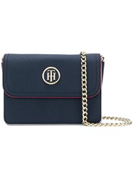 Tommy Hilfiger Mini Crossbody Bag Blue