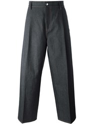 Mcq By Alexander Mcqueen Moss Denim Pants Blue