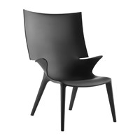 Kartell Uncle Jim Armchair Black