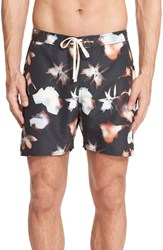 Saturdays Surf Nyc Men's Colin Print Board Shorts