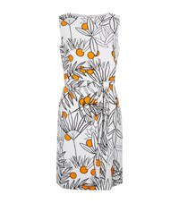 Paul Smith Exotic Floral A Line Dress Female Multi