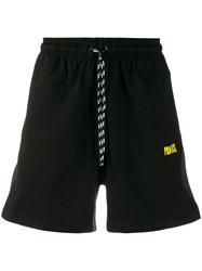 Adidas By Alexander Wang Originals Sports Shorts Black