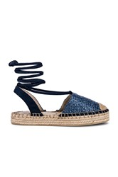 fcc9c72bbe05 Raye Bloom Espadrille Blue