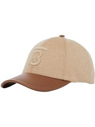 Burberry Monogrammed Baseball Hat 60