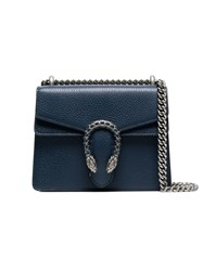 Gucci Blue Dionysus Small Leather Bag