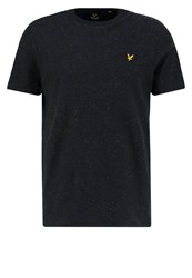 Lyle And Scott Basic Tshirt True Black