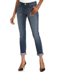 Styleandco. Style And Co. Jeans Curvy Skinny Leg Marseille Wash