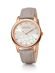 Folli Follie Santorini Flower Half Grey Watch