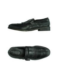 Mr. Wolf Footwear Moccasins Men Black