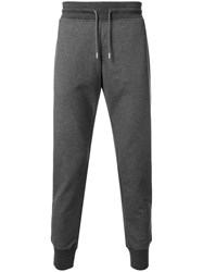 Love Moschino Drawstring Track Trousers Grey