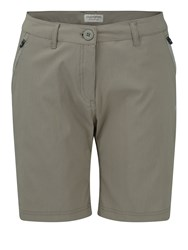 Craghoppers Kiwi Pro Stretch Shorts Mushroom