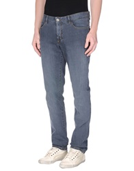 Trend Corneliani Denim Pants Blue