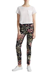 French Connection Bluhm Botero Skinny Stretch Jeans Grey Gradient
