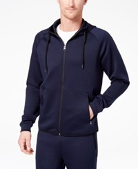 32 Degrees Men's Performance Hooded Sweatshirt Navy
