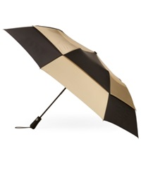 Totes Golf Sized Auto Vented Canopy Black