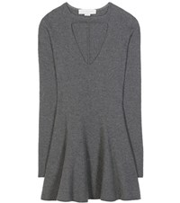Stella Mccartney Wool Sweater Grey