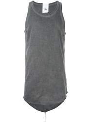 Lost And Found Rooms Round Neck Tank Black