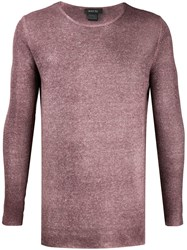 Avant Toi Faded Effect Jumper 60
