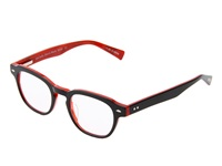 Eyebobs Bench Mark Readers Black Red Reading Glasses Sunglasses