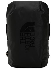 The North Face Stratoliner Logo Printed Duffle Bag Black