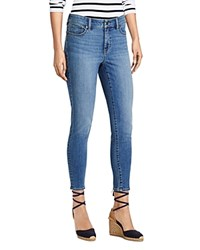 Ralph Lauren Cropped Skinny Jeans In Perry