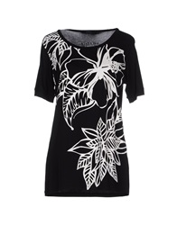 Guess By Marciano T Shirts Black
