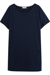 Equipment Whitman Oversized Pima Cotton T Shirt Storm Blue