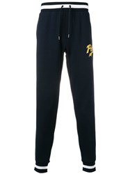 Polo Ralph Lauren Logo Track Pants Blue