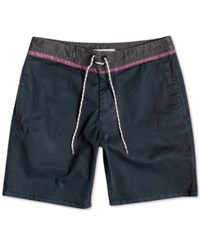 Quiksilver Men's Street Trunk Shorts Dark Navy