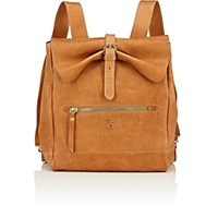 Il Bisonte Leather Backpack Brown