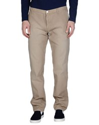 Bikkembergs Trousers Casual Trousers Men Beige