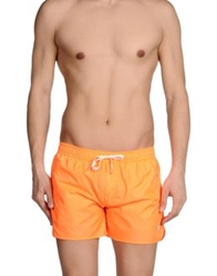 Paolo Pecora Man Swimming Trunks Acid Green