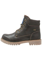 Tom Tailor Winter Boots Espresso Dark Brown