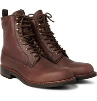 Rag And Bone Officer Distressed Leather Boots