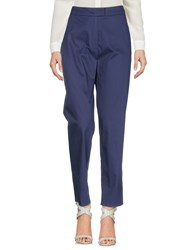 Cacharel Casual Pants Dark Blue