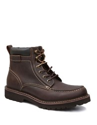 Bass Errol Leather Boots Gaucho