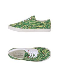 Bucketfeet Footwear Low Tops And Trainers Women Green