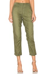 The Great Carpenter Trouser Green