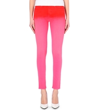 Juicy Couture Ombre Effect Stretch Denim Jeans Ombre Siren